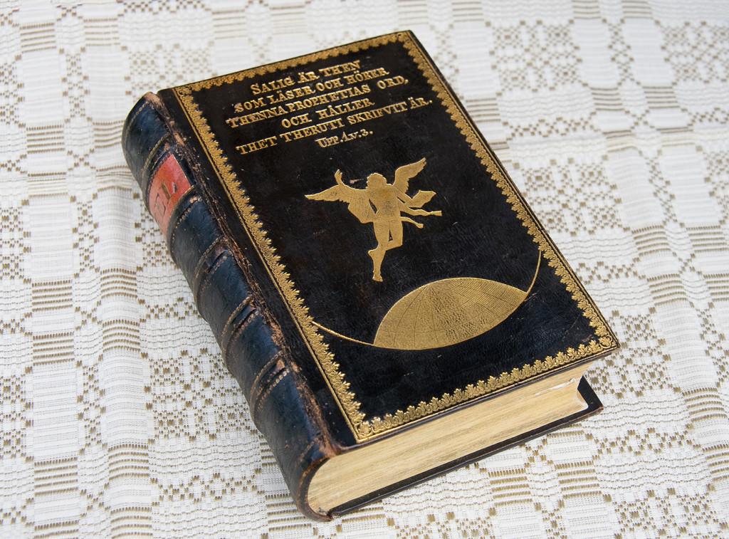 Vackra Carins bibel